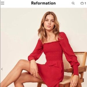 Reformation Kelli Dress
